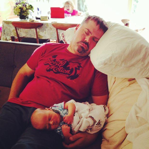 DaddySleep